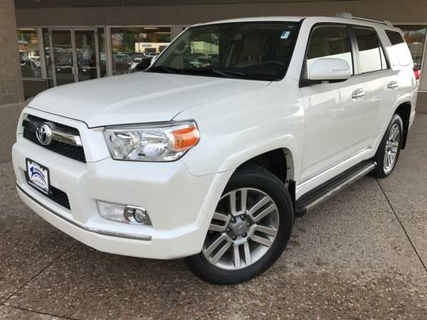 2013 *Toyota*4Runner* Limited - GOOD OR BAD CREDIT OK!