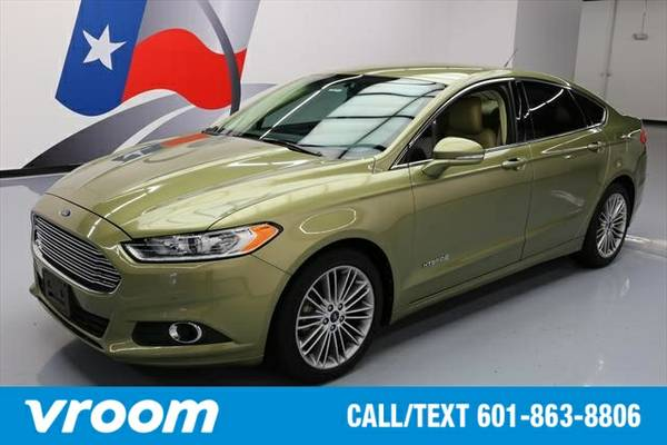 2013 Ford Fusion Hybrid SE 7 DAY RETURN / 3000 CARS IN STOCK