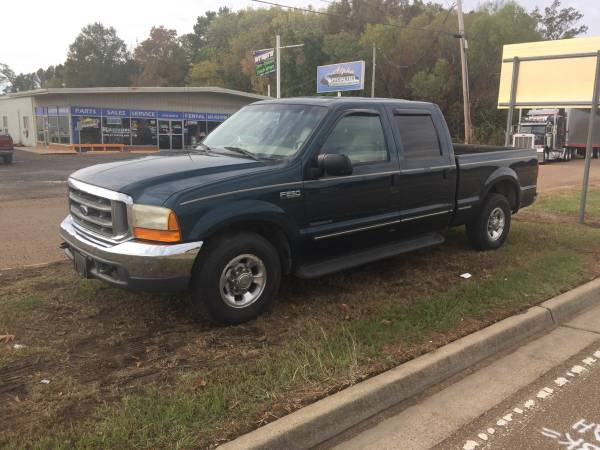 1999 Ford F-250 POWERSTROKE DIESEL PERFECT TRUCK