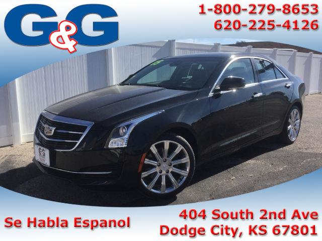 Used 2015 Cadillac ATS For Sale