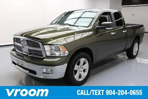 2012 RAM 1500 SLT 7 DAY RETURN / 3000 CARS IN STOCK