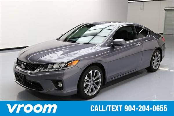 2014 Honda Accord EX-L V6 2dr Coupe 6M Coupe 7 DAY RETURN / 3000 CARS