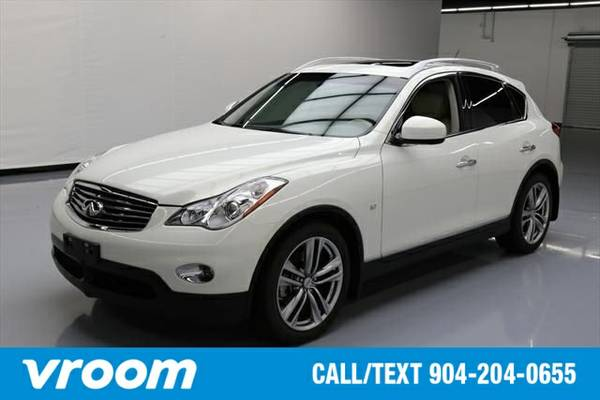 2014 Infiniti QX50 Journey 4dr SUV SUV 7 DAY RETURN / 3000 CARS IN STO
