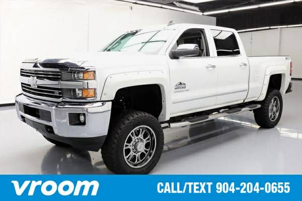 2015 Chevrolet Silverado 2500HD LTZ 7 DAY RETURN / 3000 CARS IN STOCK