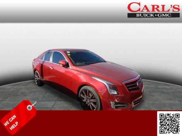 *2013* *Cadillac* *Ats* *2.0l Turbo Premium*