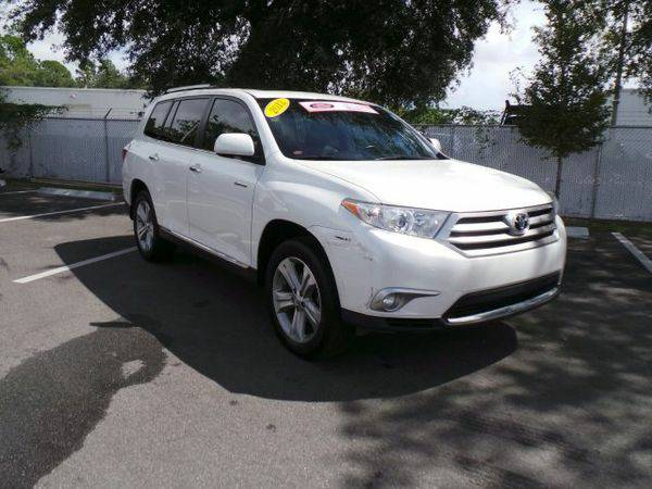 2012 *Toyota* *Highlander* Limited Toyota Sell A-Thon!!!!