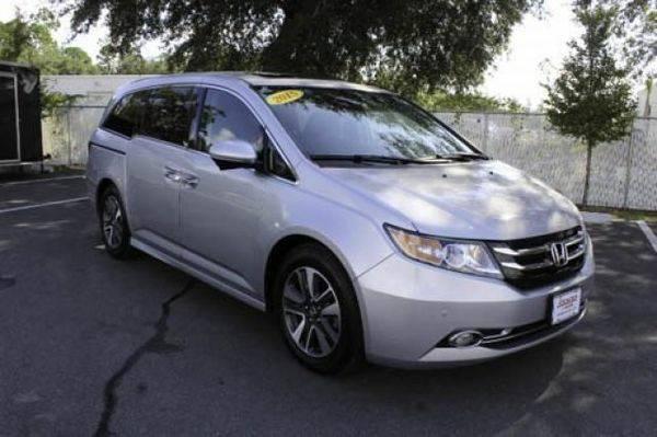 2015 *Honda* *Odyssey* Touring Toyota Sell A-Thon!!!!