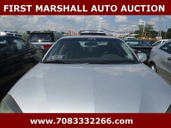 2004 Pontiac Grand Prix GT2 - First Marshall Auto Auction
