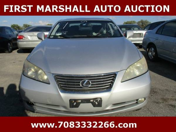 2007 Lexus ES 350 - First Marshall Auto Auction