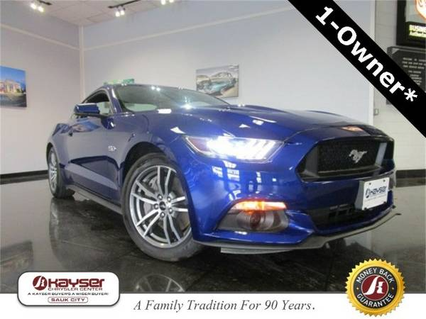 2015 Ford Mustang GT Premium Coupe Mustang Ford