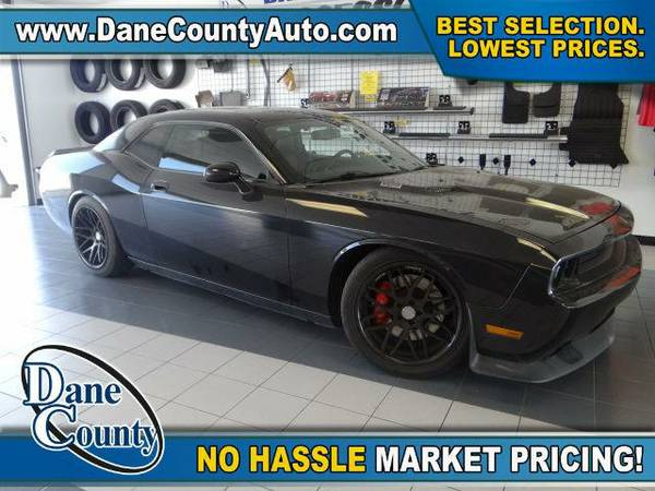 2010 *Dodge Challenger* SRT8 SUPERCHARGED!! - Dodge Brilliant Black...