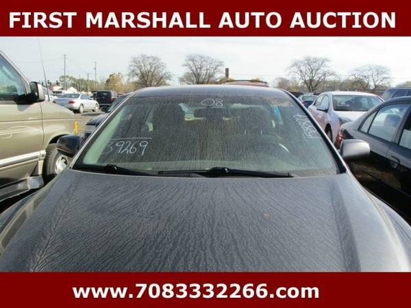 2008 Toyota Camry - First Marshall Auto Auction
