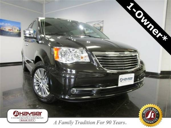 2014 Chrysler Town & Country Touring-L Van Town & Country Chrysler