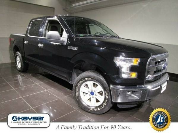 2016 Ford F-150 XLT Truck F-150 Ford