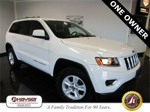 2015 Jeep Grand Cherokee Laredo SUV Grand Cherokee Jeep