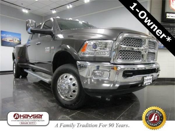 2016 Ram 3500 Laramie Truck 3500 Ram