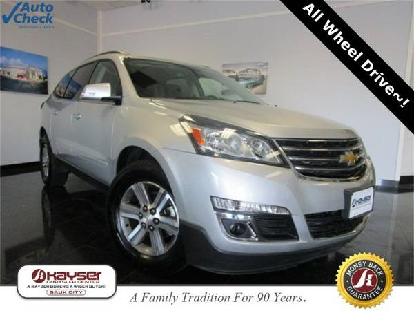 2016 Chevrolet Traverse LT SUV Traverse Chevrolet
