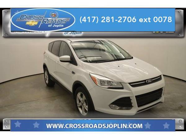 2013 *Ford Escape* SE (Oxford White)