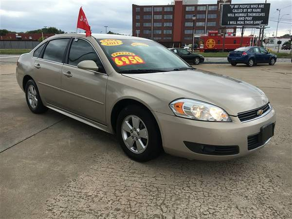 2011 CHEVY IMPALA LT//WARRANTY/FULL POWER/GOOD MILE/SPECIAL