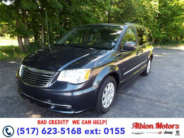 2014 *Chrysler Town & Country* Touring - BAD CREDIT OK!