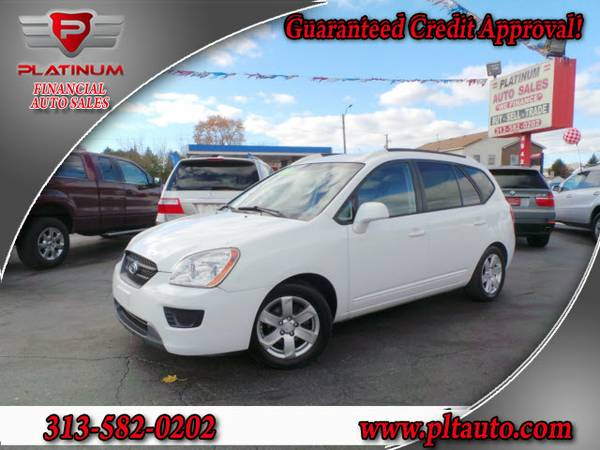 2007 KIA RONDO LX**3RD ROW**POWER SEATS**CLEAN**WE FINANCE**