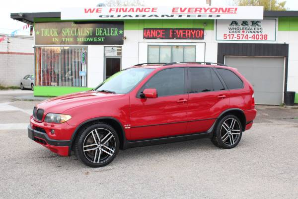 2004 BMW X5! ^ AWD LEATHER! ^ FINANCING FOR GOOD OR BAD CREDIT FAST!!!