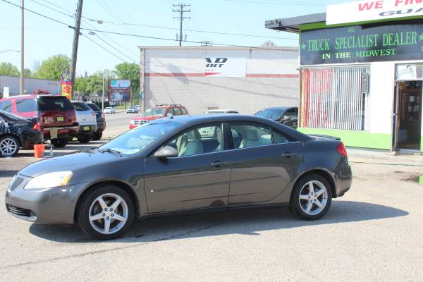2007 PONTIAC G6 // 6 CYL. AUTOMATIC // APPROVALS FOR BAD CREDIT FAST!!
