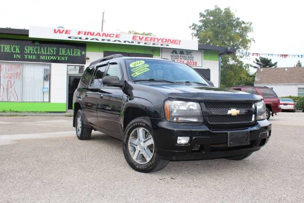 2006 CHEVY TRAILBLAZER EXT! ^ 3RD ROW! ^ BAD CREDIT IS APPROVED FAST!!