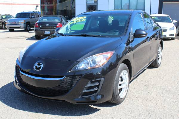 2010 MAZDA A3! ** 4DR SPORT! ** QUICKEST FINANCE APPROVALS ANY CREDIT!
