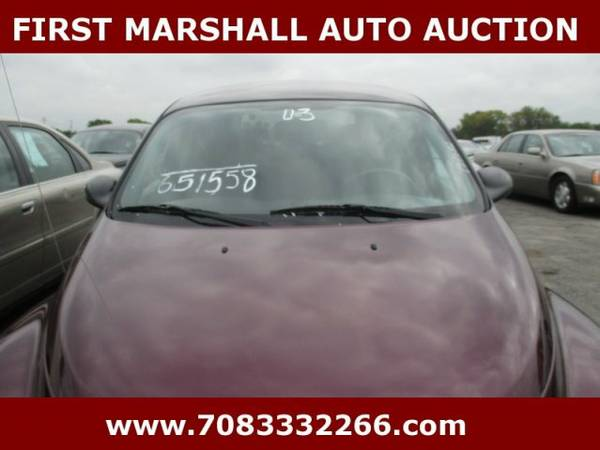 2003 Chrysler PT Cruiser - First Marshall Auto Auction