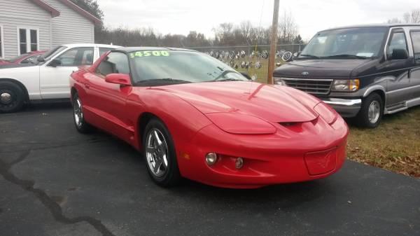2000 Pontiac Firebird!!!