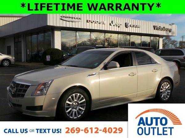 2011 Cadillac CTS Luxury Sedan CTS Cadillac