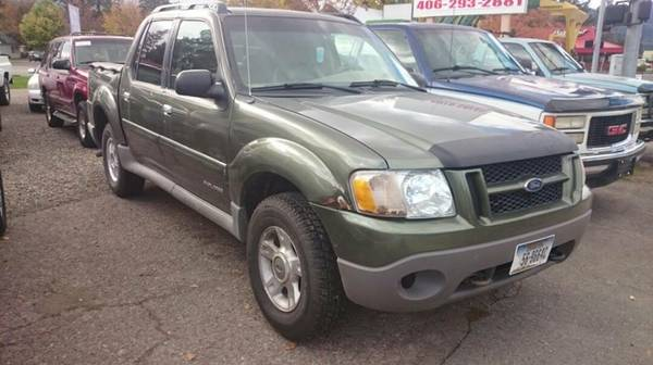 2002 Ford XST easy payments bad credit ok