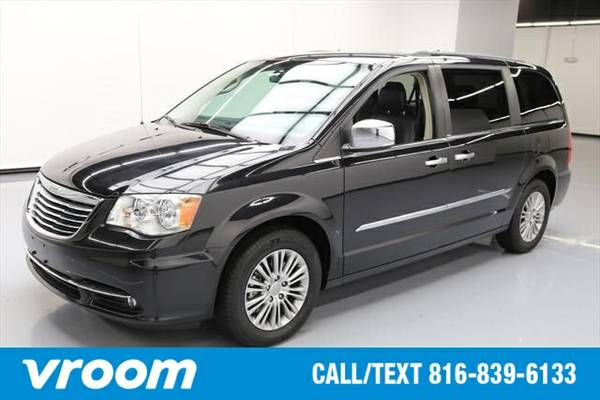 2014 Chrysler Town & Country Touring-L 4dr Mini-Van Van 7 DAY RETURN /