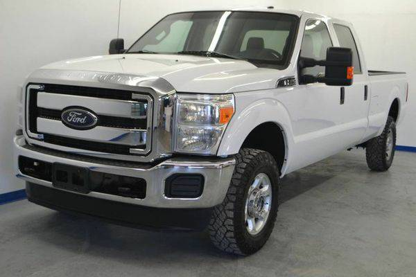 Certified 2014 *Ford* *Super* *Duty* *F-350* *F 350* *F350* *SRW* XLT