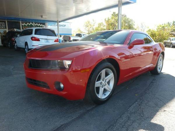 2011 Chevrolet Camaro LT Coupe...WARRANTY...Auto Enterprise Co.