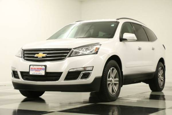 *LIKE BRAND NEW - TRAVERSE AWD* 2016 Chevy *CAMERA - HEATED Seats*