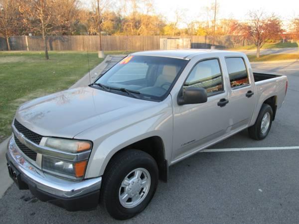 2004 Chevorlet Colorado Crew Cab Automatic Xtra Clean!!