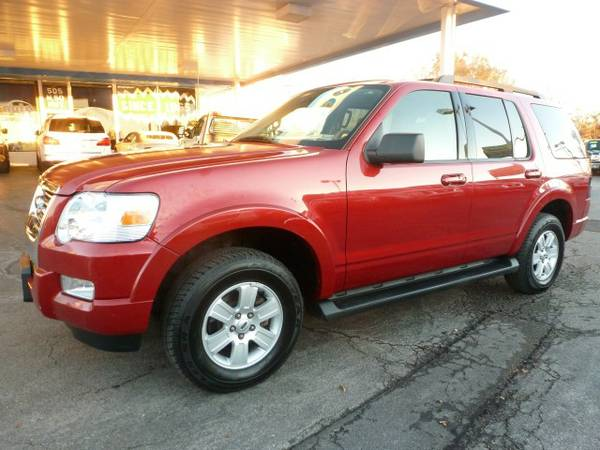 2009 Ford Explorer XLT Sport...4WD...3rd Row Seat...WARRANTY