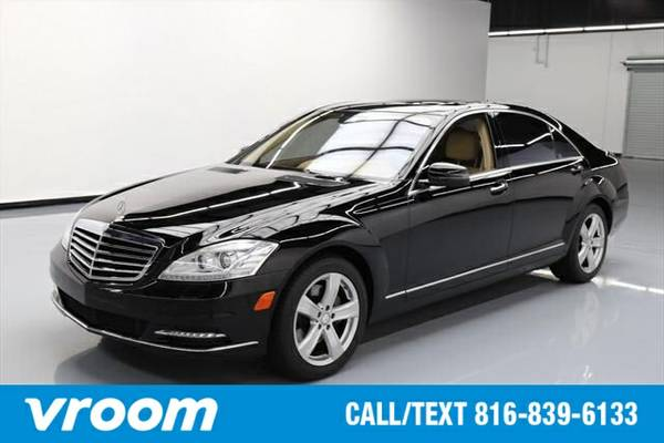 2011 Mercedes-Benz S-Class S550 7 DAY RETURN / 3000 CARS IN STOCK