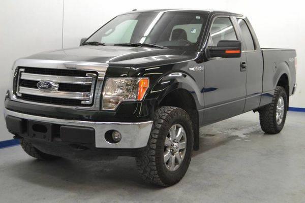 Certified 2014 *Ford* *F-150* *F 150* *F150* XLT 🚙 EZ - FINANZ