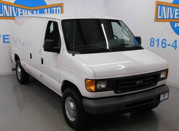 2005 *Ford* *E-Series* *Cargo* E-350 SD 3dr Cargo Van