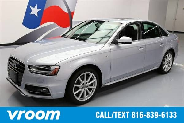 2015 Audi A4 2.0T Premium 7 DAY RETURN / 3000 CARS IN STOCK