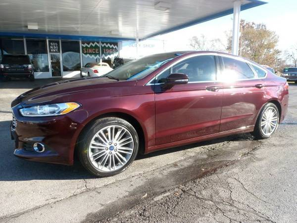 2013 Ford Fusion SE Sedan...WARRANTY...Auto Enterprise Co.