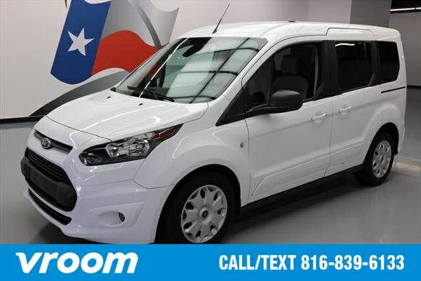 2015 Ford Transit Connect XLT 7 DAY RETURN / 3000 CARS IN STOCK