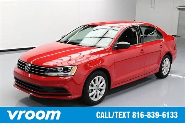 2015 Volkswagen Jetta 7 DAY RETURN / 3000 CARS IN STOCK