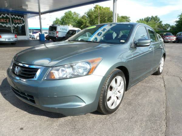 2009 Honda Accord EX-L...WARRANTY...Auto Enterprise Co.