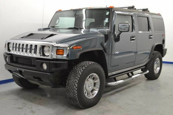 2005 HUMMER H2 - Call