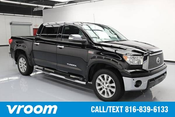 2012 Toyota Tundra 7 DAY RETURN / 3000 CARS IN STOCK