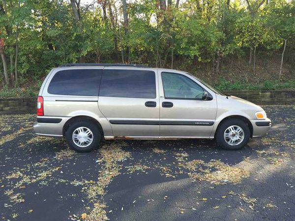 2004 *Chevrolet* *Venture* *Passenger* LS Extended Minivan 4D Guarante
